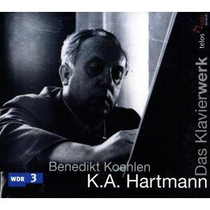 Hartmann: Das Klavierwerk