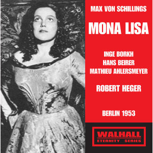 Schillings: Mona Lisa (1953)