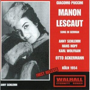 Puccini: Manon Lescaut (Sung in German) (1954, 1960)
