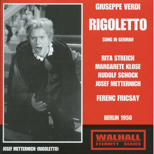 Rigoletto (Sung in German) (1950)