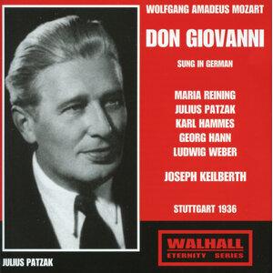 Mozart: Don Giovanni (1936)