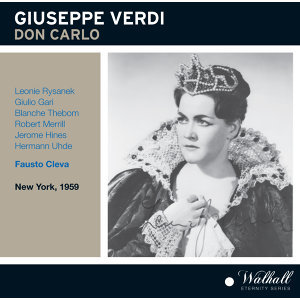 Verdi: Don Carlo (Recorded Live 1959)