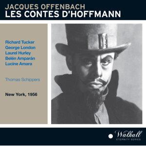 Jacques Offenbach: Les contes d'Hoffmann (1956)