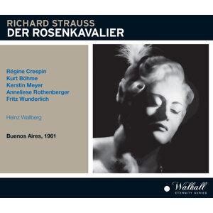 Strauss: Der Rosenkavalier (1961)