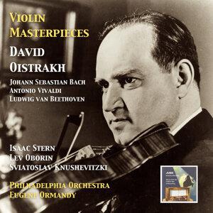 Violin Masterpieces: David Oistrakh Plays Bach, Vivaldi & Beethoven