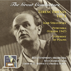 The Great Conductors: Ferenc Fricsay, Vol. 4
