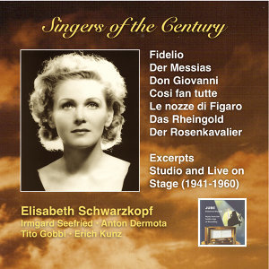Singers of the Century: Elisabeth Schwarzkopf