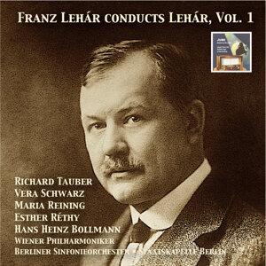 Masterpieces of Operetta: Franz Lehár Conducts Lehár, Vol. 1 (Remastered 2015)