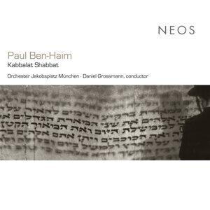 Ben-Haim: Kabbalat Shabbat