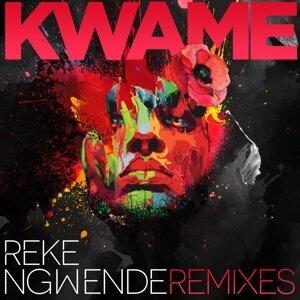 Reke Ngwende (Saint Evo Remix) [feat. Delpha]
