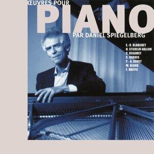 Daniel Spiegelberg: Oeuvres pour piano