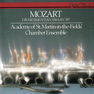 Mozart: Divertimenti, K.287 & K.138