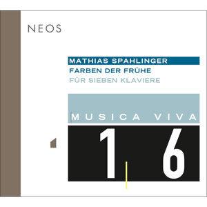 Musica Viva, Vol. 16 - Spahlinger: Farben Der Fruhe