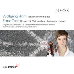Rihm: Konzert in einem Satz - Toch: Cello Concerto
