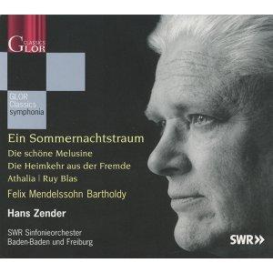 Mendelssohn: Ein Sommernachtstraum - Overtüren