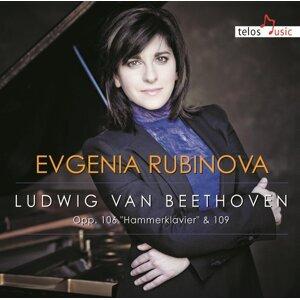 "Beethoven: Piano Sonatas Opp. 106 ""Hammerklavier"" & 109"