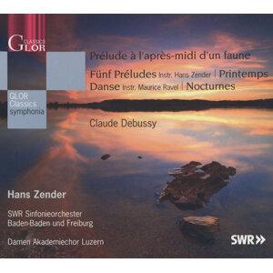 Debussy: Prelude a l'apres-midi d'un faune - Funf Preludes - Printemps - Danse - Nocturnes