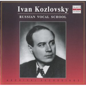 Russian Vocal School: Ivan Kozlovksy
