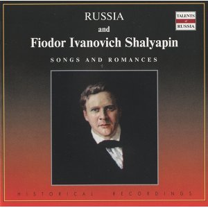 Russia and Fiodor Ivanovich Shalyapin (1902-1934)
