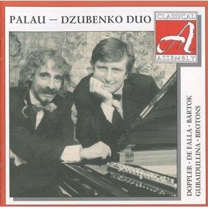 Doppler: Fantaisie pastorale hongroise - Falla: 7 Canciones populares espanolas - Bartok: 15 Hungarian Peasant Songs