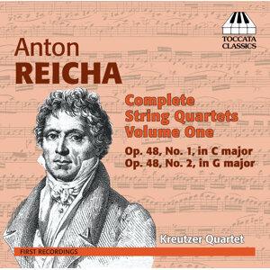 Reicha: Complete String Quartets, Vol. 1