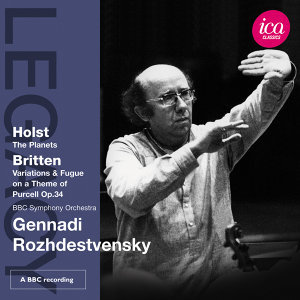Holst: The Planets - Britten: The Young Person's Guide to the Orchestra