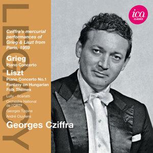 Grieg: Piano Concerto - Liszt: Piano Concerto No. 1
