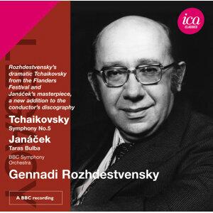 Tchaikovsky: Symphony No. 5, Op. 64  - Janáček: Taras Bulba, JW VI/15