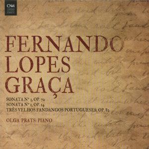 Fernando Lopes Graca: Piano Sonatas Nos. 1 and 3 - 3 Velhos Fandangos Portugueses