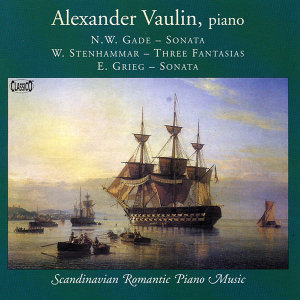 Scandinavian Romantic Piano Music