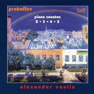 Prokofiev: Piano Sonatas Nos. 2, 3, 4 & 5