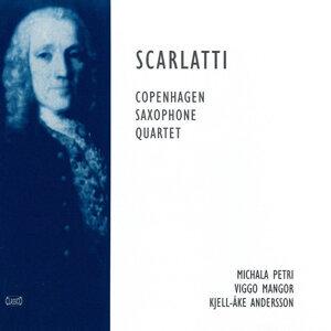 Scarlatti: Copenhagen Saxophone Quartet