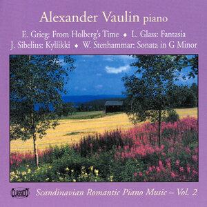 Scandinavian Romantic Piano Music, Vol. 2