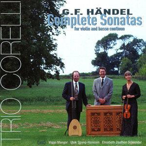 Handel: Complete Sonatas for Violin and Basso Continuo