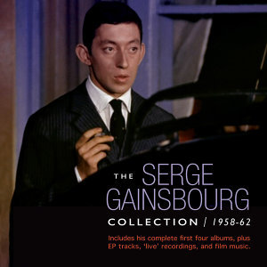 The Serge Gainsbourg Collection 1958-62