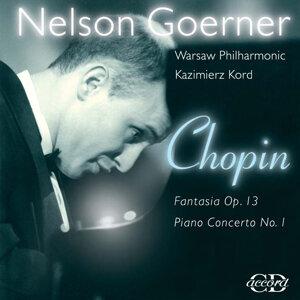 Chopin, F.: Fantasy on Polish Airs / Piano Concerto No. 1