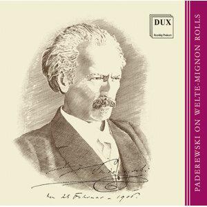 Paderewski on Welte-Mignon Rolls