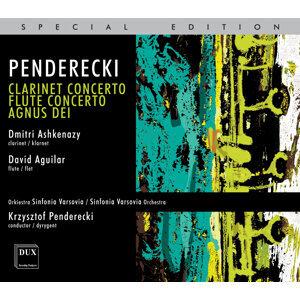 Penderecki: Clarinet Concerto - Flute Concerto - Agnus Dei