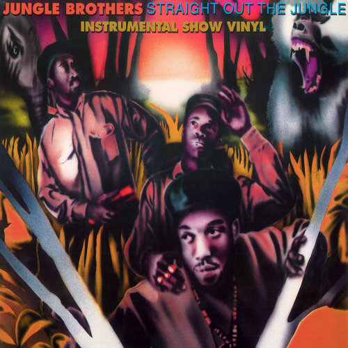 Straight out the Jungle: The Instrumental Show