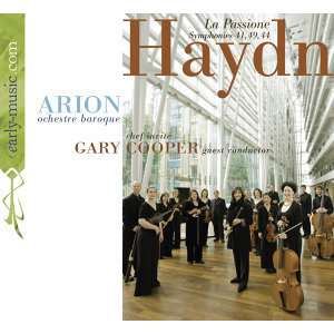 Haydn, F.J. La Passion (Symphonies Nos. 41, 44, 49)