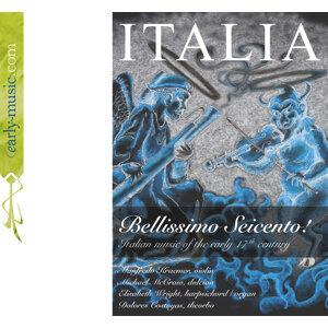 Italia: Bellissimo seicento!