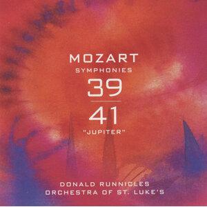 Mozart: Symphonies Nos. 39 & 41
