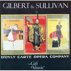 Sullivan, A.: Gondoliers (The) / the Mikado / the Yeomen of the Guard [Operettas]