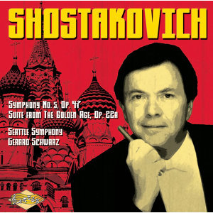Shostakovich: Symphony No. 5 / The Golden Age Suite
