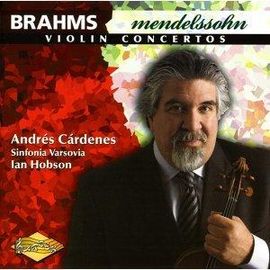Brahms / Mendelssohn: Violin Concertos