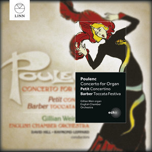 Petit: Concertino for Organ, Strings and Percussion - Barber: Toccata festiva