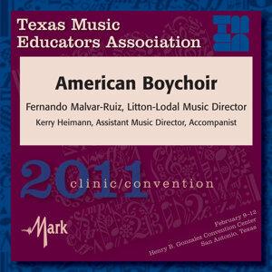 2011 Texas Music Educators Association (TMEA): American Boychoir