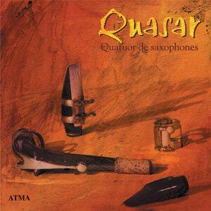 Quasar: Contemporary Music for Saxophone Quartet