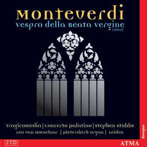 Monteverdi: Vespro Della Beata Vergine / Scheidemann: Organ Works