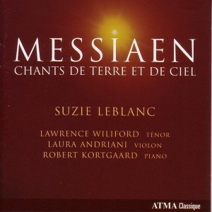 Messiaen, O.: Chants De Terre Et De Ciel / 3 Melodies / La Mort Du Nombre / Theme and Variations